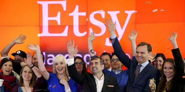 Etsy jumps 9% after Elon Musk tweets about how he 'kinda loves' the online marketplace for independent creators