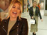 Love Island's Paige Turley nails boho chic as she goes jewellery shopping in Manchester