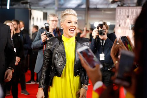 Fans can't get enough of Pink's Brits performance as she makes history with Outstanding Contribution to Music win