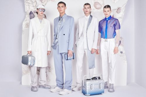 Dior Launches RIMOWA Collaboration With a Dedicated Pop-Up