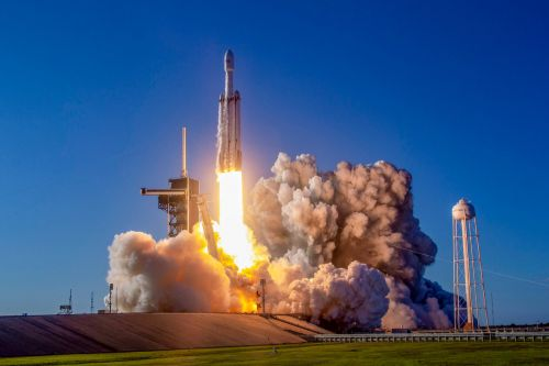 Elon Musk says SpaceX will try its 'most difficult launch ever' tonight. Here's how to watch live video of the third-ever Falcon Heavy rocket mission