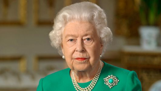In a steadfast, calm message the Queen delivered a wartime-worthy speech no-one could have bettered