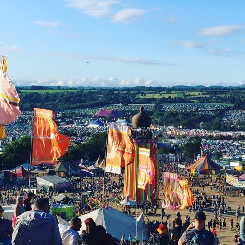 Michael Eavis considering smaller event in September after Glastonbury cancelation