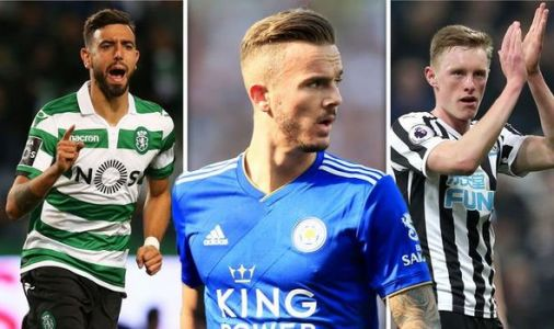 What next for Man Utd? The next three signings to make after Aaron Wan-Bissaka seals move