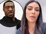 Kim Kardashian denounces 'systemic racism' as she speaks out after death of George Floyd