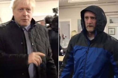 PM Boris Johnson heckled in flood-hit South Yorkshire
