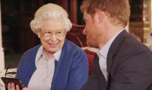 Queen 'lets her guard down' with Prince Harry - 'it is a VERY special relationship!'