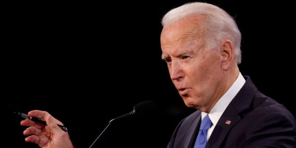 Biden called Trump 'a very confused guy' during the debate when the president falsely claimed he's a far-left liberal who wants 'socialized medicine'