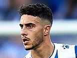 Arsenal join PSG and Bayern Munich in battle for £35m Espanyol defender Mario Hermoso