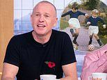 Tim Lovejoy reveals he found his brother James' tragic death from cancer aged just 37 'numbing'