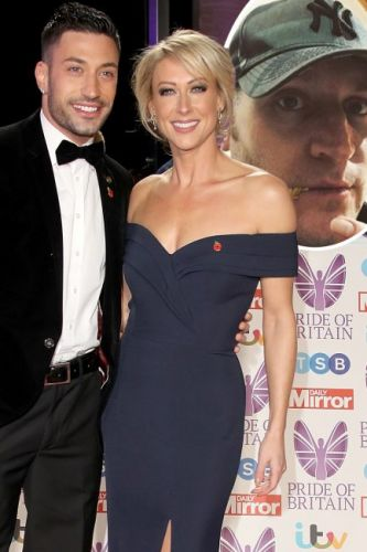 Strictly Come Dancing: Faye Tozer's husband addresses Giovanni Pernice photos of him FEEDING her during boozy brunch