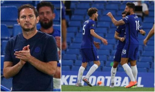 Olivier Giroud goal keeps Chelsea on course for Champions League