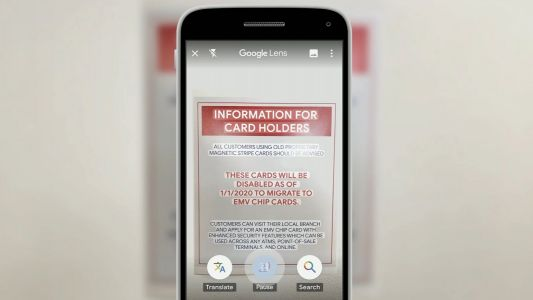 Google Lens might get a lot easier to use on your phone