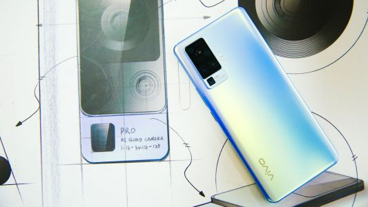 Vivo X50 is the world's thinnest 5G phone, with cameras to challenge Samsung