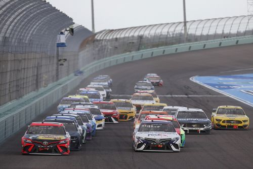 Gateway joins and NASCAR shakes up playoffs in 2022 Cup Series calendar