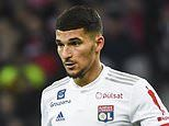 Manchester City, Liverpool and Arsenal tracking Lyon midfielder Houssem Aouar