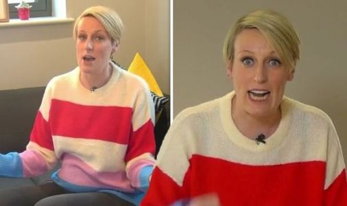 Steph McGovern in 'trouble' with her partner after 'embarrassing' mishap occurred