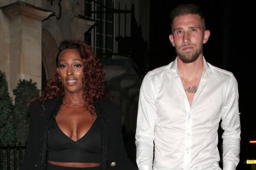 Alexandra Burke 'splits' from Angus MacDonald after 15 months of dating