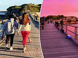 Bare Island: How this location transforms into Sydney's most beautiful sunset spot at 5.30pm