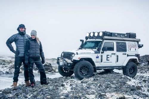 Going Global: around the world in a Jeep Wrangler