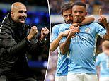 Manchester City flex their muscles and prove they are ready to defend their title with Chelsea win