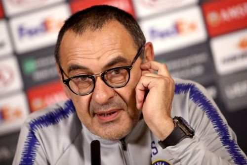 Maurizio Sarri makes shock Chelsea quit admission ahead of Europa League final