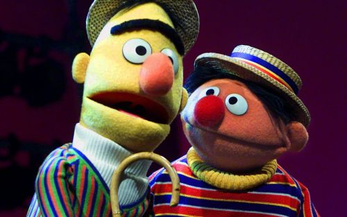 Bert and Ernie were 'loving gay couple' says former Sesame Street writer