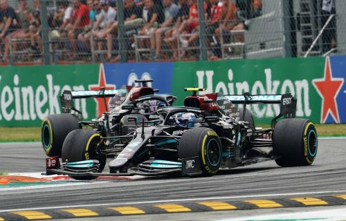 Bottas reveals early Mercedes block to his title push