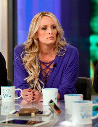 Stormy Daniels to appear on Loose Women TODAY after sensationally quitting Celebrity Big Brother