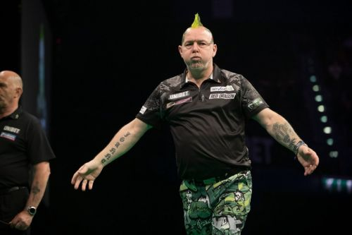 Peter Wright finally settles on a set of darts after third title in four days ahead of World Matchplay