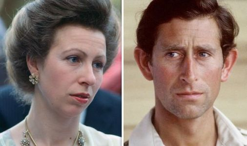 Princess Anne's 'displeasure' with Charles grew into 'full-scale family row'