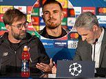 Frustrated Jurgen Klopp loses his cool with fellow German-speaker for his 's***' translation