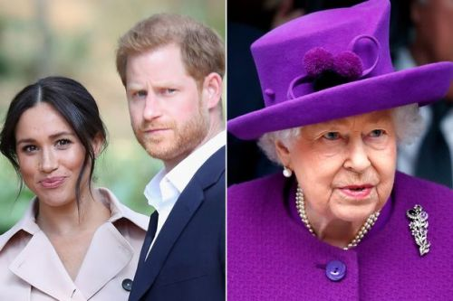 Meghan Markle 'tells friends there is nothing stopping her and Prince Harry' from using Sussex Royal name as The Queen 'bans' them