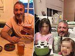 Dad with post-natal depression reveals 'dark thoughts' left him worried he'd harm baby daughter