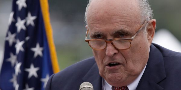 Rudy Giuliani urged Trump to turn over an exiled Muslim cleric to Erdogan, raising concerns that he was lobbying for Turkey