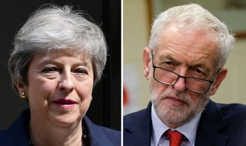 PMQs LIVE: May set to tear into Corbyn in defiant last Commons outing as Tory leader