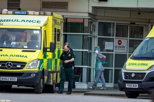 UK coronavirus hospital death toll rises to 31,610 after another 141 people die