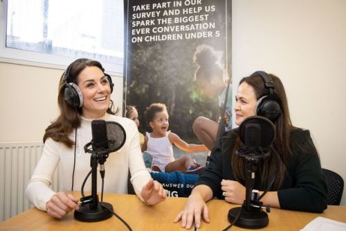 Kate Middleton admits to 'mummy guilt' struggles and that she tried 'hypnobirthing'