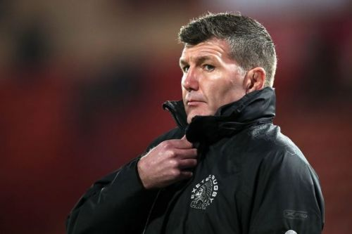 Rob Baxter warns against rugby 'trying to be a political tool' ahead of restart