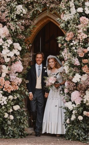 Princess Beatrice sends handwritten thank you cards for wedding