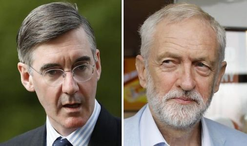 Corbyn is hobbling the country, he hates everything that made Britain great - Rees-Mogg
