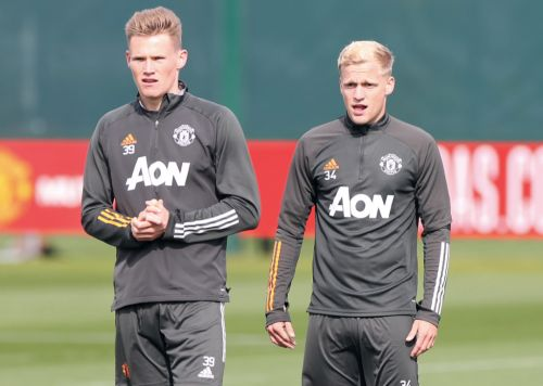 'No need to panic' - Scott McTominay confident Donny van de Beek will become 'important figure' for Manchester United