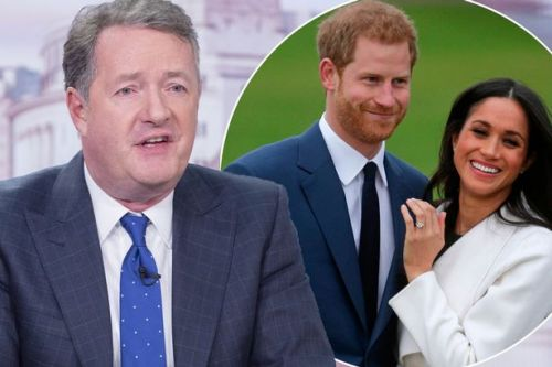 Piers Morgan praises Queen for telling Harry and Meghan 'to sling their part-time royal hook'