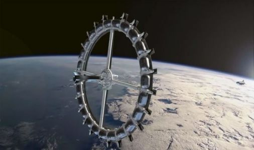 Final frontier! Space hotel to open in matter of years