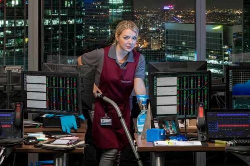 Meet the cast of ITV's Sheridan Smith drama Cleaning Up
