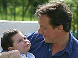 David Cameron admits 'nothing could prepare him' for his son Ivan dying aged six