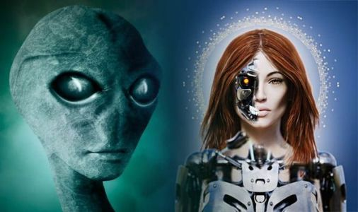 Alien life BOMBSHELL: Renowned scientist admits advanced 'CYBORG aliens' could exist