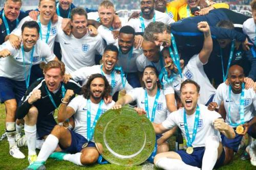 Who's in the Soccer Aid 2019 line-up? Full England and World XI teams as celebs and professionals face off