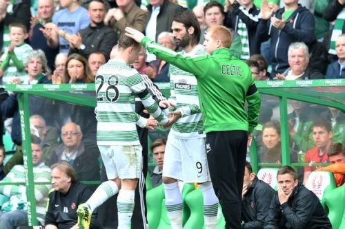 Griffiths on his Samaras waiting game as star admits pining for symbolic gesture