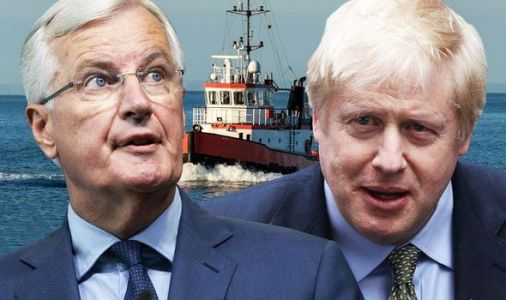 'A blood-red line for Boris!' EU blasted over its post-Brexit fishing plot